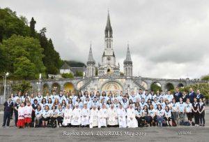 Lourdes Pilgrimage 2019 | Diocese of Raphoe | Letterkenny